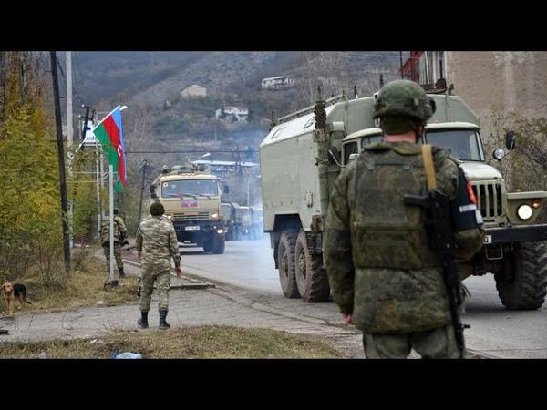 Только что Азербайджан выкурил врага Армения на грани катастрофы войска наготове ждут приказ