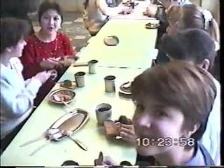 22 декабря 1994 г. Лотошинская СОШ № 1. Один день из жизни 9а класса