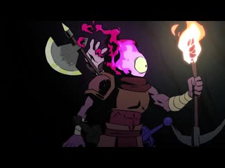 Dead Cells- Rise of the Giant DLC, Major update... Thing - An animated trailer