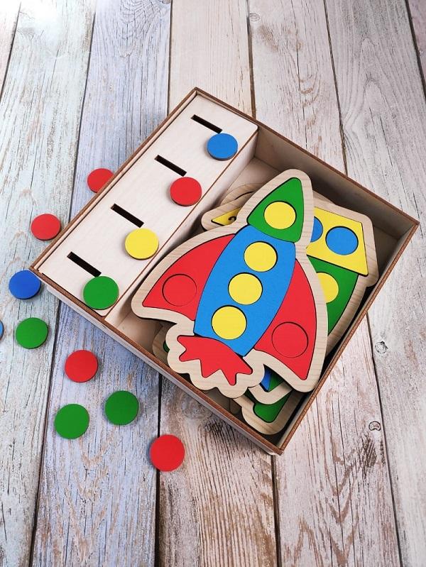 Авторские детские игры от производителя «ToySib» E9m7bCXxT0c
