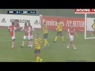 Arsenal - Watford 1-3 goal Kieran Tierney