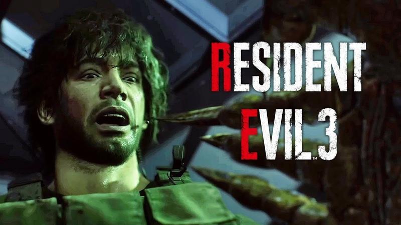 ТЕПЕРЬ ЗА КАРЛОСА Resident Evil 3 Remake 7