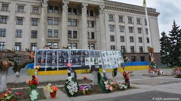 """Досье """"Одесса"""": Что на самом деле произошло 2 мая 2014 года"""