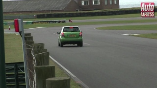 Skoda Fabia vRS review - Auto Express Performance Car of the Year