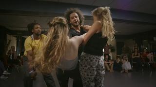 ☯ 4 amigos - Just dance and enjoy !Pasty, Hilde, Patrycia & Xandy Liberato
