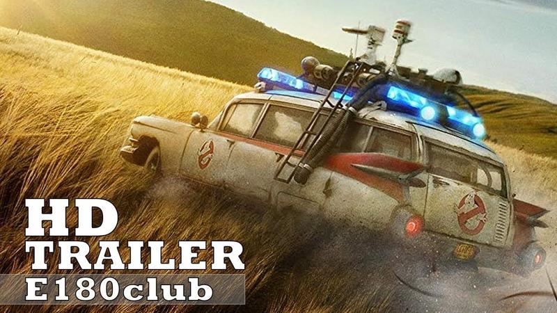 Охотники за привидениями Наследники Ghostbusters Afterlife 2020 русский трейлер