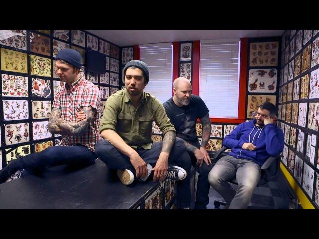 Doomriders: Converse x Decibel Collaboration