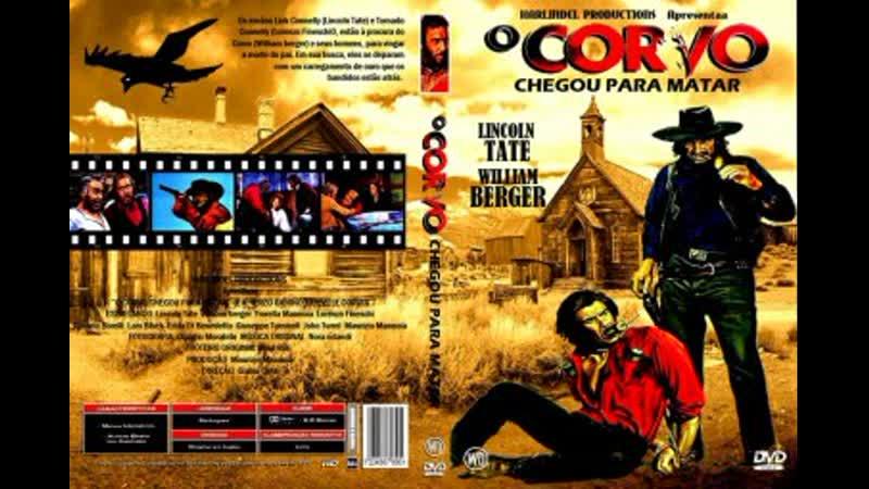 E il terzo giorno arrivò il Corvo (El Cuervo anuncia tu Muerte) (1973) (Español)
