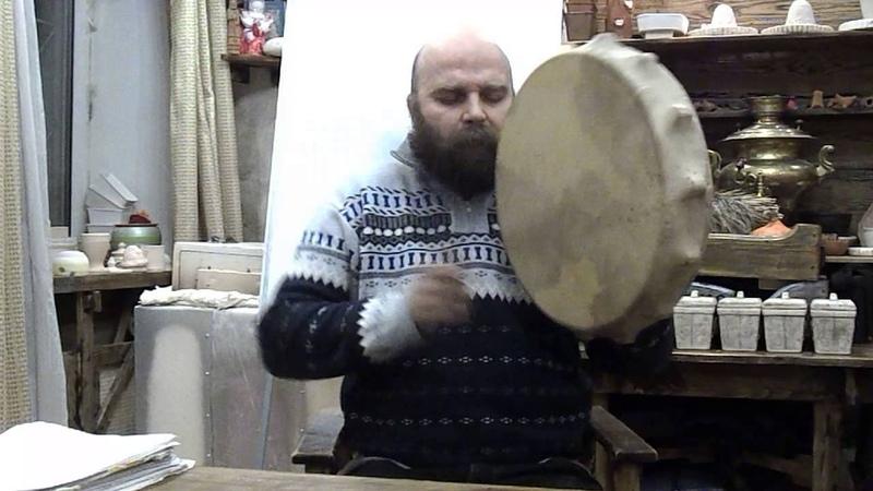 Рус Сварожич Руническое обрядовое песнопение Род Батюшка