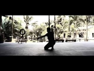 The Art of Krabi Krabong - Thai Sword Fighting with Waigoon Promsuwaan (Kru Oh) | Ryan Jones Films