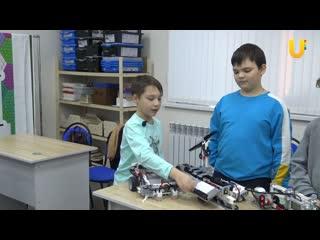 Биряне забрали призы на «Больших гонках» по робототехнике
