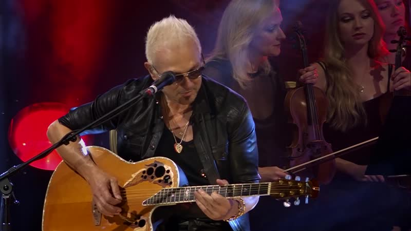 Rudolf Schenker Love Is The Answer MTV Unplugged in Athens 2013