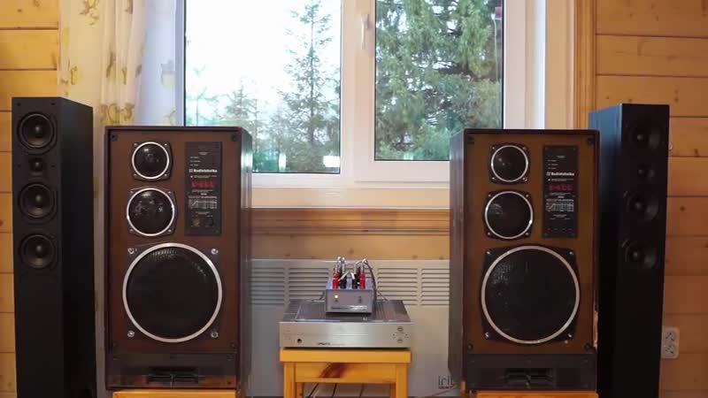 S90D в гараж впервые на канале измерение параметров акустики