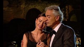 "Aida Garifullina & Andrea Bocelli⭐♫ ""Vicino a te s'acqueta""/aus Andrea Chénier"