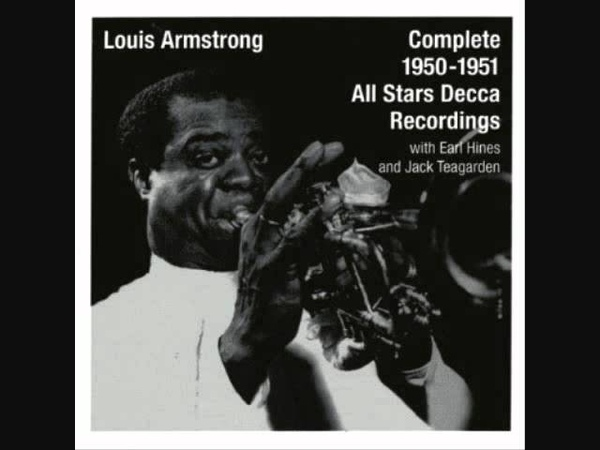 Louis Armstrong and the All Stars 1951 Otchi Tchor Ni Ya