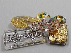 Изготовлении украшений из эпоксидной смолы, изображение №47