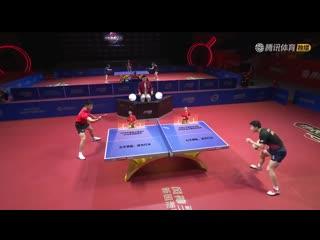 FULL MATCH - Ma Long vs Xue Fei - 2020 Marvellous 12