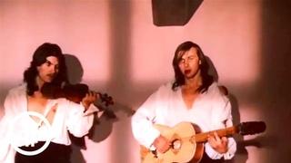 """Песня """"Замечательный король"""" из музыкального фильма """"Не покидай"""" (1989)"""