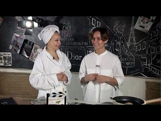 Утреннее шоу Овсянка от : Знакомимся с новой героиней рубрики Лары Швебер