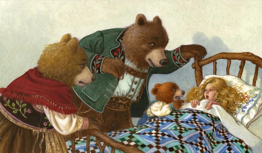 три медведя картинки из книг принципе всё