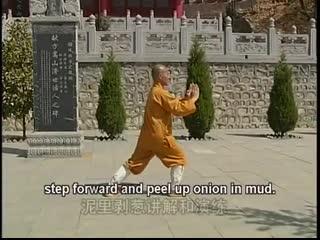 Шаолинь Кунг-фу - Малый Луохан 18 рук/Shaolin Kung Fu - Small Luohan 18 Hands