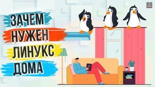 Зачем нужен Линукс дома? (2021)