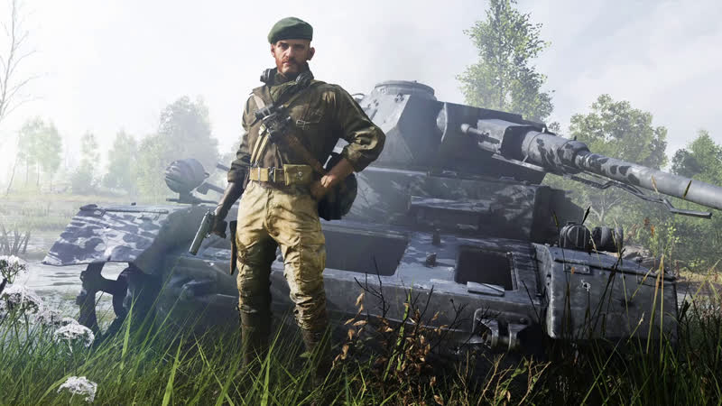 Battlefield V Диверсант Продолжаем партизанить