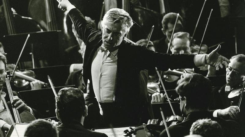 Schoenberg Verklärte Nacht Karajan BPO live in London 1988
