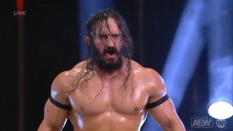 AEW Dynamite и NXT 11.11.20, изображение №12