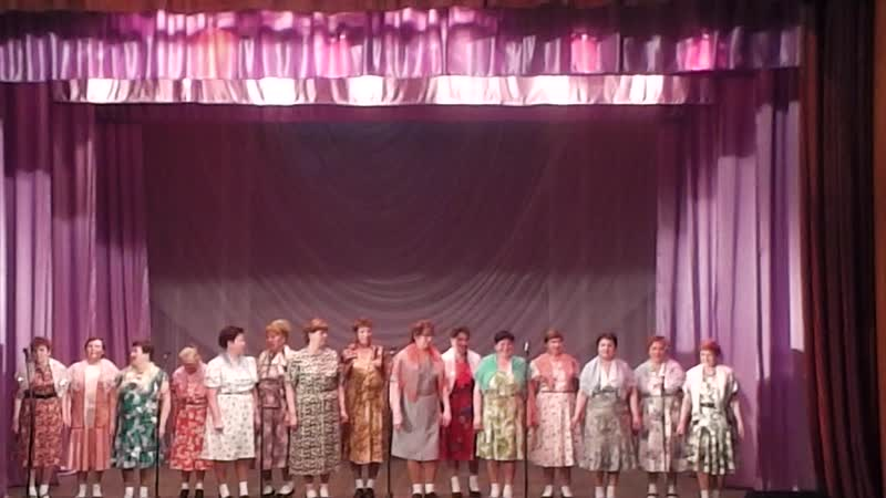 Концерт БИТВА ХОРОВ 2015 год