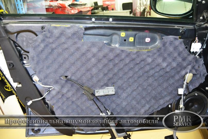 Шумоизоляция Honda Accord, изображение №11