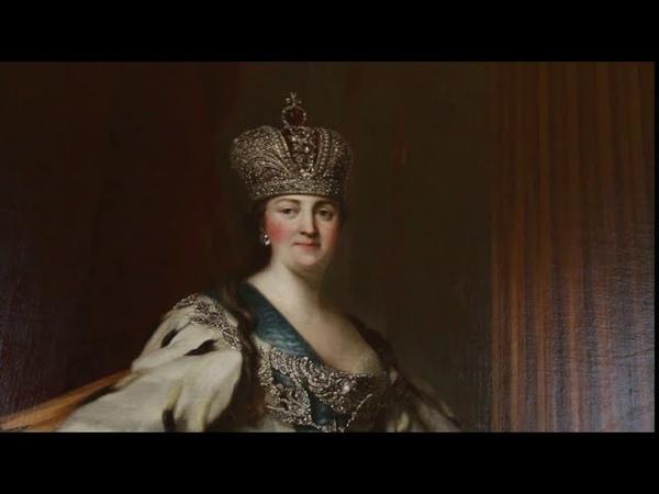 Барон Мюнхгаузен в портретной галерее династии Романовых ищет пропавшие портреты