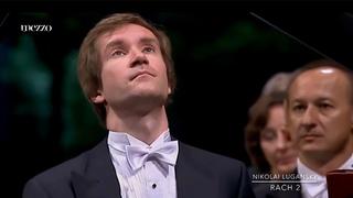 Lugansky - Rachmaninoff Piano Concerto No. 2