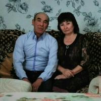 Фотография страницы Гульнары Сабитовой ВКонтакте