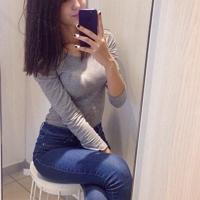 Фотография страницы Софии Поляковой ВКонтакте
