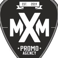 Логотип  MXM Promo Agency