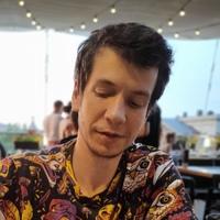 Фотография страницы Сергея Худолея ВКонтакте