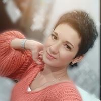 Фотография страницы Евгении Анисимович ВКонтакте