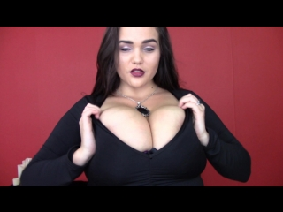 Athena Blaze - Perfect big Bouncing Oiled Tits [2018]