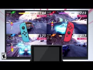Трейлер Asphalt 9: Легенды для Nintendo Switch