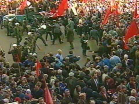 События 1 мая 1993 года Революция