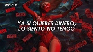 ya si quieres dinero, lo siento no tengo, she take my dinero [Letra/Lyrics]
