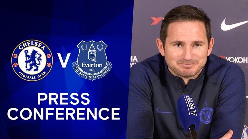 Lampard Praises Carlo Ancelotti Gives In Depth Injury Update Chelsea v Everton