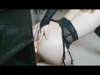 Maxisma aka elzbieta doggy style anal, solo masturbation anal porno