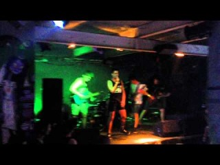 I Hold On  Forgive Us, Don't Care About U ( Live in Podzemka Club)