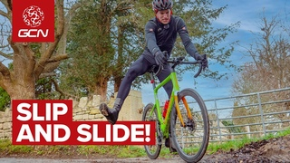 How To Ride Slippery Roads Safely And With Confidence On Your Road Bike