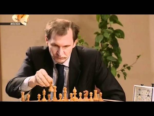 6 кадров Долгие шахматы