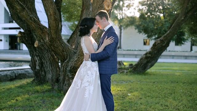 Кирилл и Маша Свадебный Клип