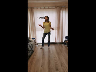 Live: Студия танца Ивара  Хастл, WCS, Буги, Бачата