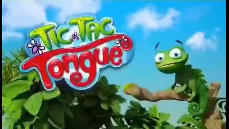 Настольная игра Lizard Tongue